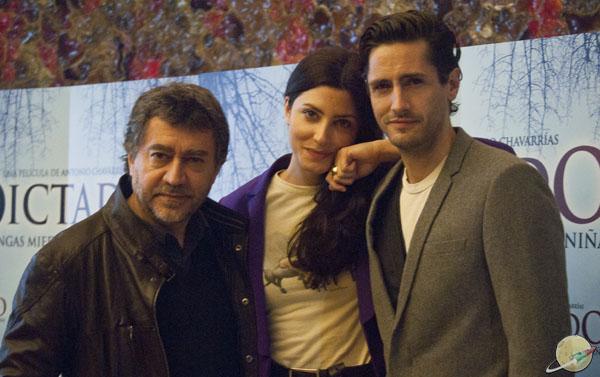 Dictado / Antonio Chavarrías, Bárbara Lennie & Juan Diego Botto