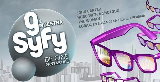IX Muestra Syfy de Cine Fantástico