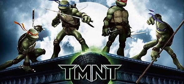 Teenage mutant Ninja Turtles - Las Tortugas Ninja (2007)