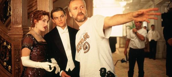 Titanic / James Cameron, Kate Winslet and Leonardo DiCaprio