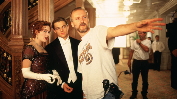 Titanic / James Cameron, Kate Winslet and Leonardo DiCaprio