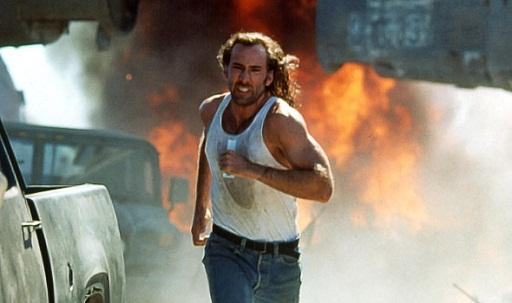 Nicolas Cage en Con-Air