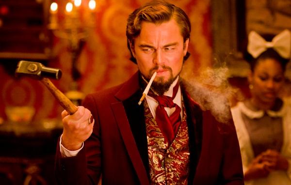 Leonardo DiCaprio en Django Unchained
