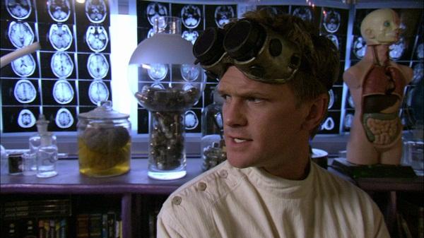 Neil Patrick Harris en Dr. Horrible's Sing-Along Blog