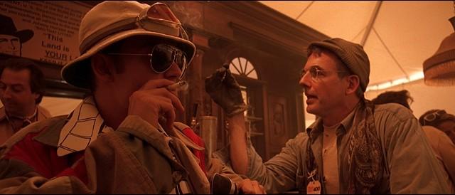 Miedo y asco en Las Vegas / Johnny Depp