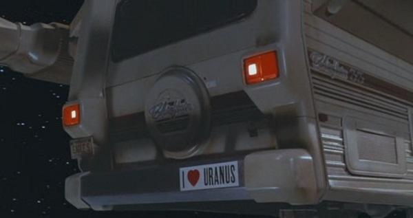 Spaceballs - I Love Uranus