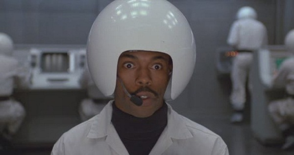 Michael Winslow en Spaceballs