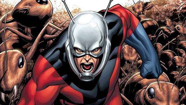 Ant-Man - El Hombre Hormiga