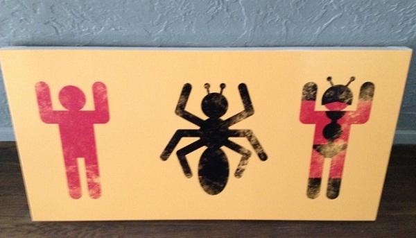 ¿El Hombre Hormiga?