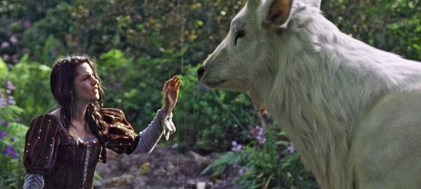 Kristen Stewart en Blancanieves y la Leyenda del Cazador