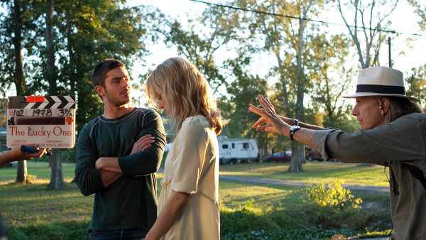 The Lucky One / Zac Efron and Taylor Schilling