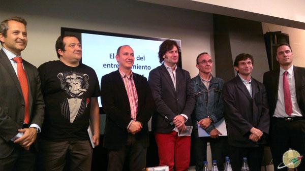Mesa Redonda: El Futuro del Entretenimiento en el Hogar
