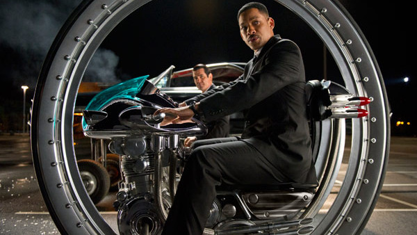 Will Smith en Men in Black 3