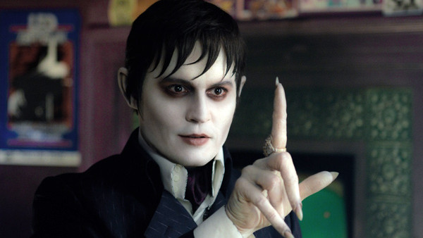 Sombras Tenebrosas - Dark Shadows
