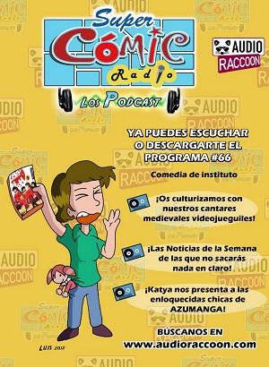 Super Cómic Radio 05