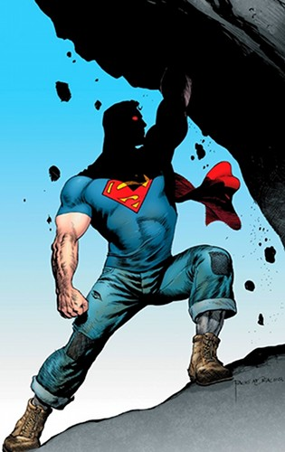 Superman / Rags Morales