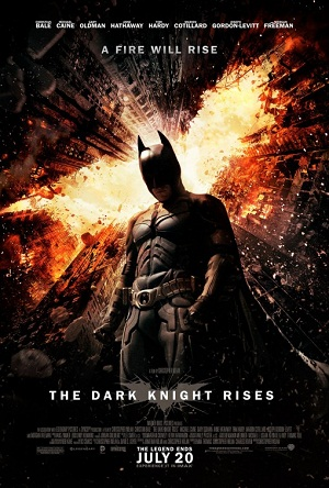 The Dark Knight Rises - El Caballero Oscuro: La Leyenda Renace