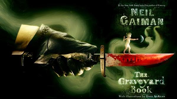 El Libro del Cementerio, de Neil Gaiman