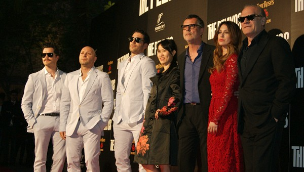 The Pelayos / Photocall