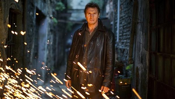 Liam Neeson en Venganza: Conexión Estambul