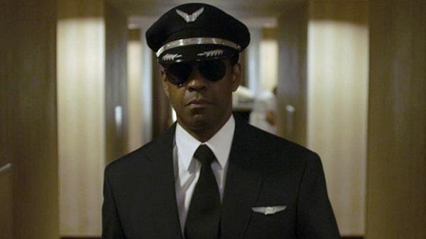 Denzel Washington en Flight