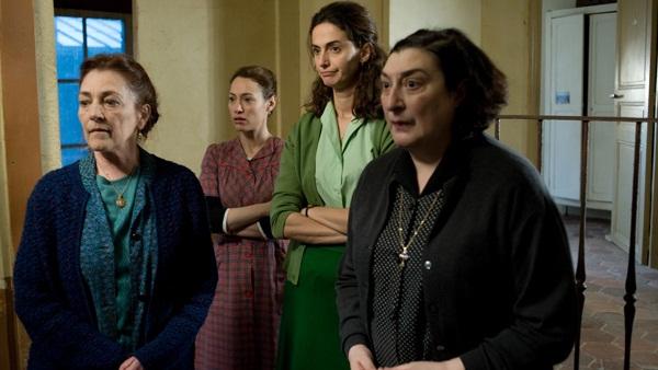 Carmen Maura, Natalia Verbeke... en Las Chicas de la Sexta Planta