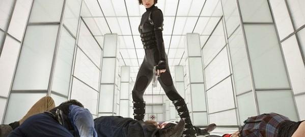 Alice sigue dando guerra y corona a 'Resident Evil ...