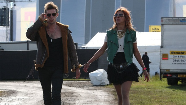 Luke Treadaway y Natalia Tena en Rock'N'Love