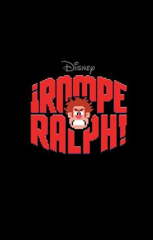 Poster de ¡Rompe Ralph!