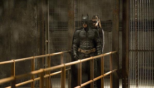 The Dark Knight Rises / Batman and Catwoman