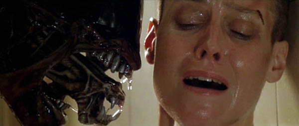 Alien 3 / Sigourney Weaver