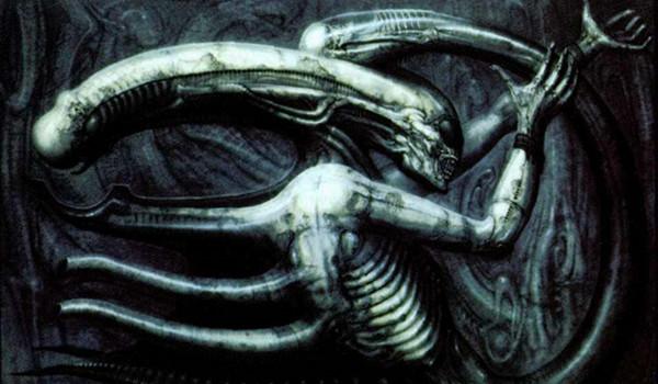 Alien / HR Giger