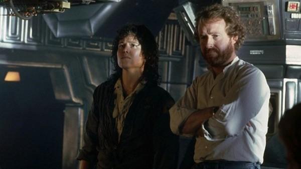 Alien / Ridley Scott & Sigourney Weaver