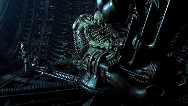 Alien / Space Jockey