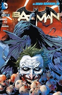 Batman número 2 - ECC