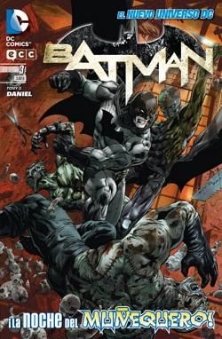Batman 3 - La Noche del Muñequero