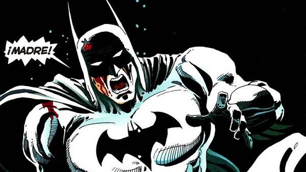 Batman: Caballero Maldito - Locura