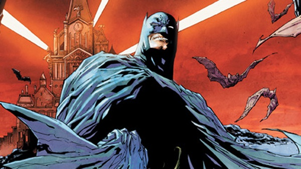 Batman en Detective Comics