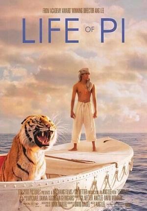 La Vida de Pi - Life of Pi