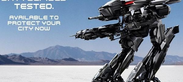 ED-209 en RoboCop (2013)