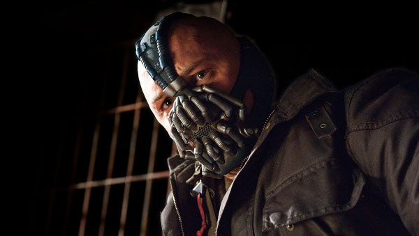 The Dark Knight Rises / Bane
