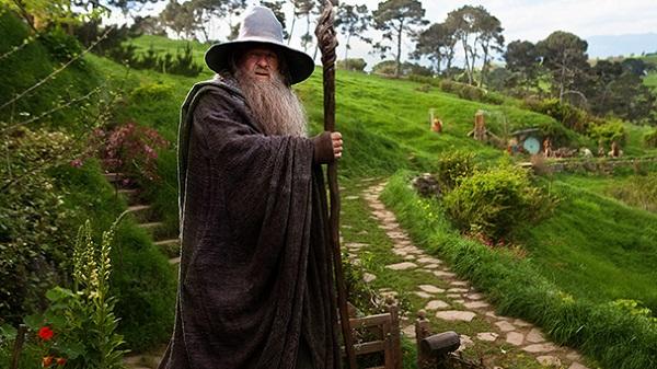 Gandalf en El Hobbit: Un Viaje Inesperado