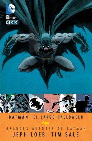 Batman: El Largo Halloween (ECC)