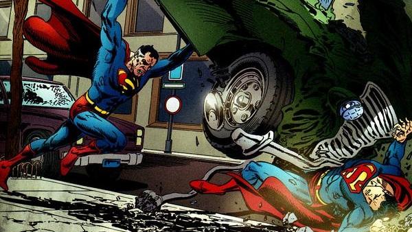 Kal-L y Kal-El en Crisis Infinita
