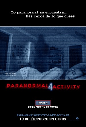 Paranormal Activity 4