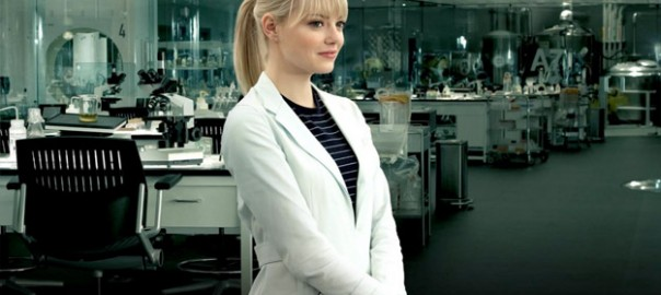 Emma Stone en The Amazing Spider-Man