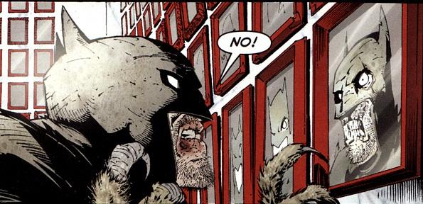 Batman, de Greg Capullo