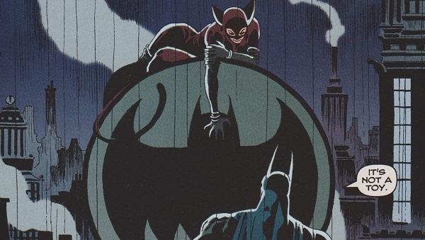 Catwoman en Batman: El Largo Halloween