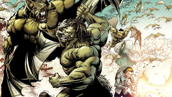 El Increíble Hulk: Hulk vs. Banner