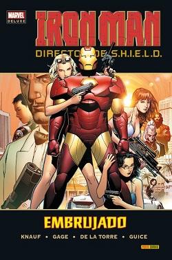 Iron Man - Director de SHIELD: Embrujado
